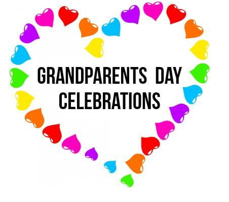 Grandparent's Day at Slack Elementary
