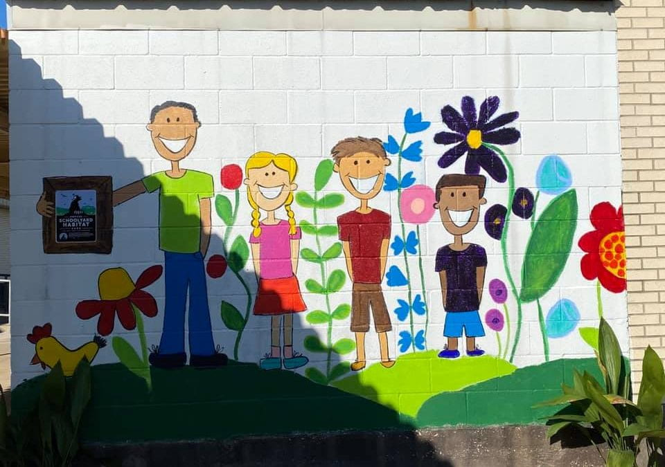 Love Lufkin Project-Outdoor Classroom