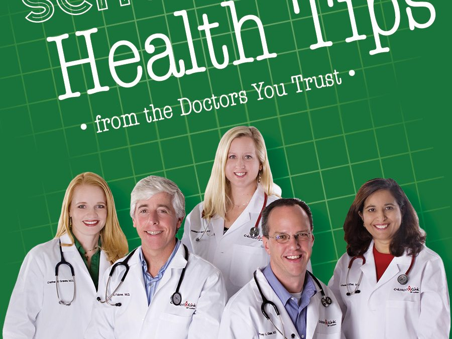 Get Back to School Health Tips from the Doctors You Trust