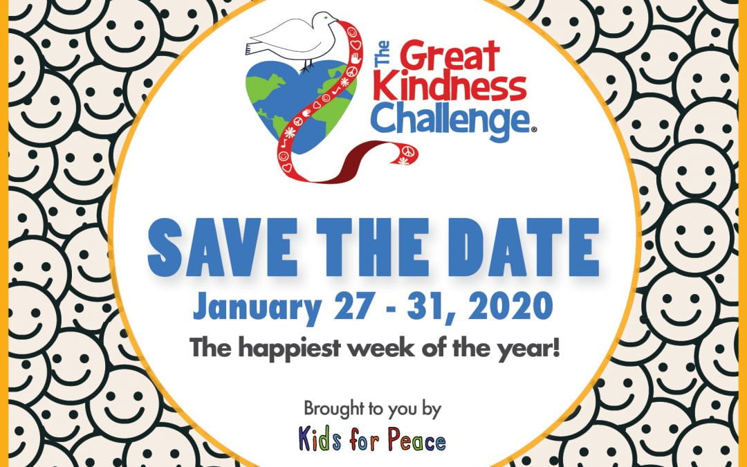 Great Kindness Week 2020