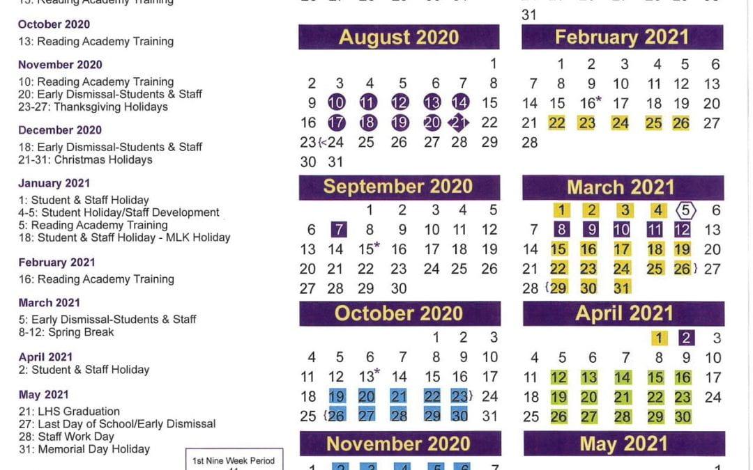 Lufkin ISD Board votes to delay start of school until Aug. 24