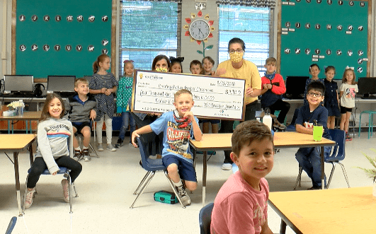 Creating Picture Perfect Classrooms Education Foundation Grant