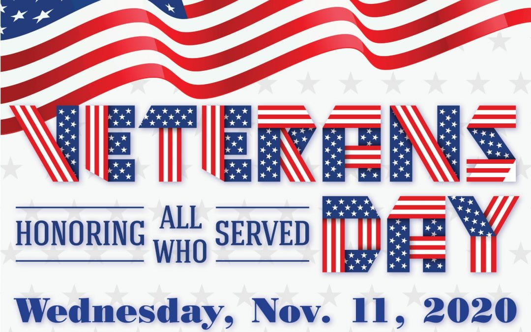 Dunbar Veteran's Day Video (please click the post to view)