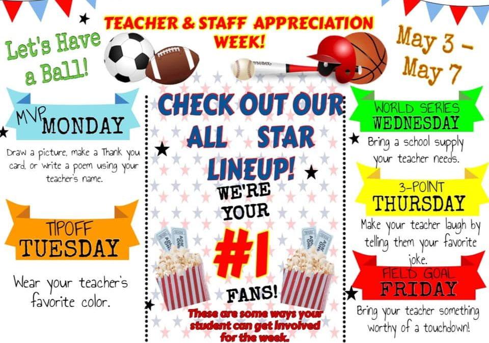 Dunbar Teachers are Awesome!