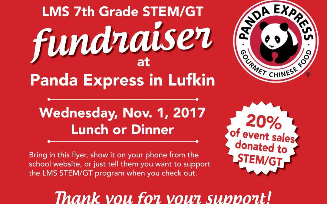 STEM/ GT Fundraiser