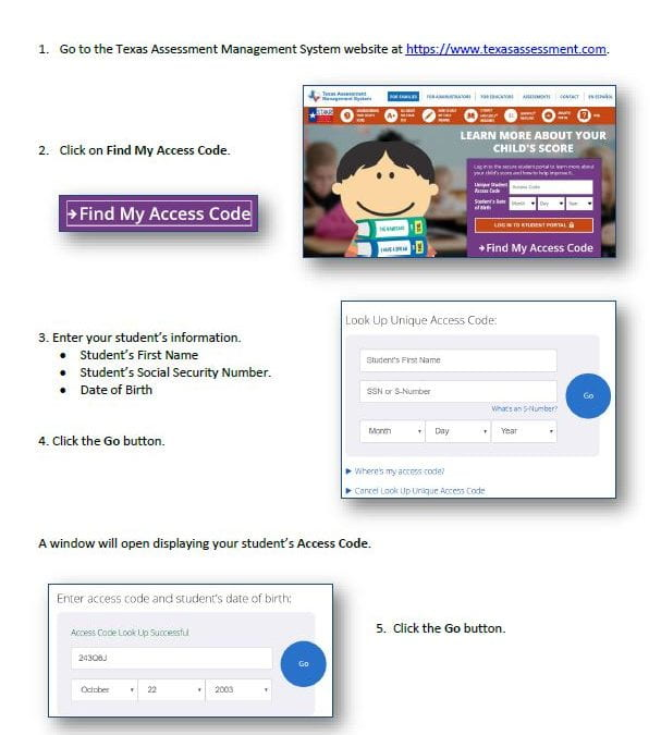 Texas Assessment Management System STAAR Report Card