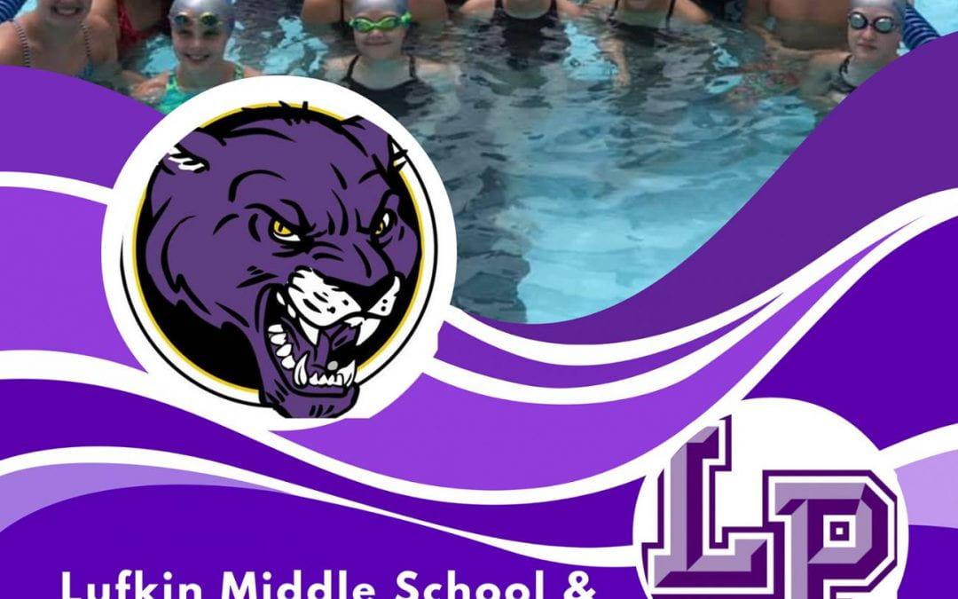 Lufkin Middle School and Ambush Swimming
