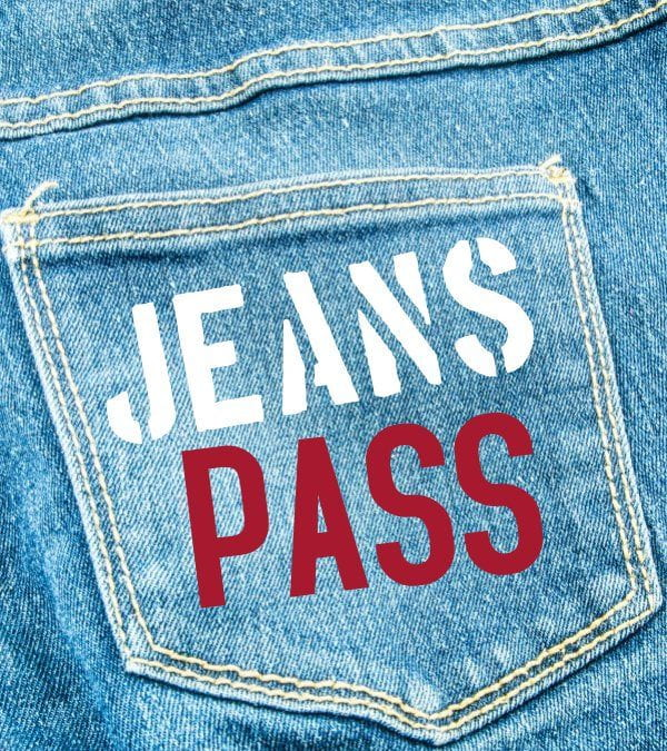 Jeans Pass!