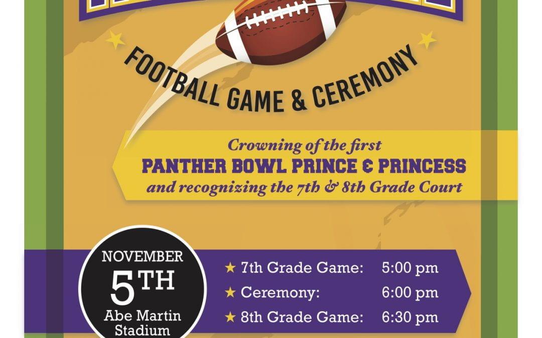 Panther Bowl