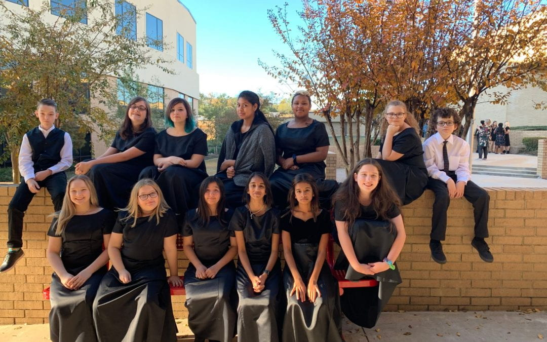 All-Region Choir Participants