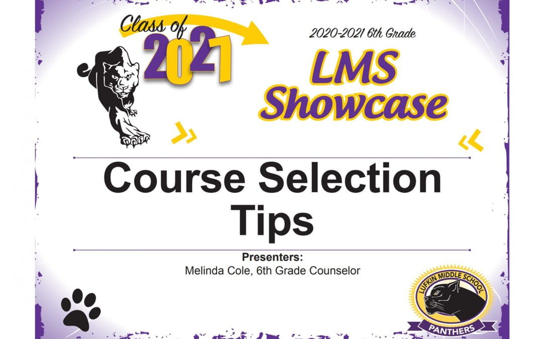 LMS Course Selection Tips
