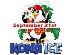 Kona Ice is Back!
