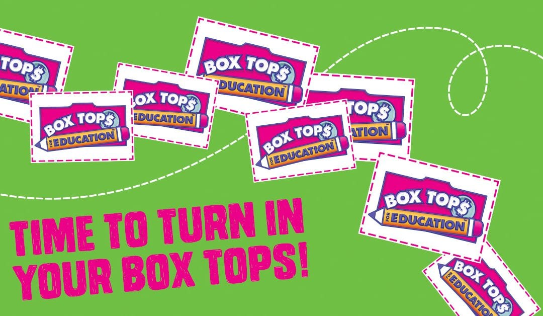 Box Tops! = Money for Brandon Bears!