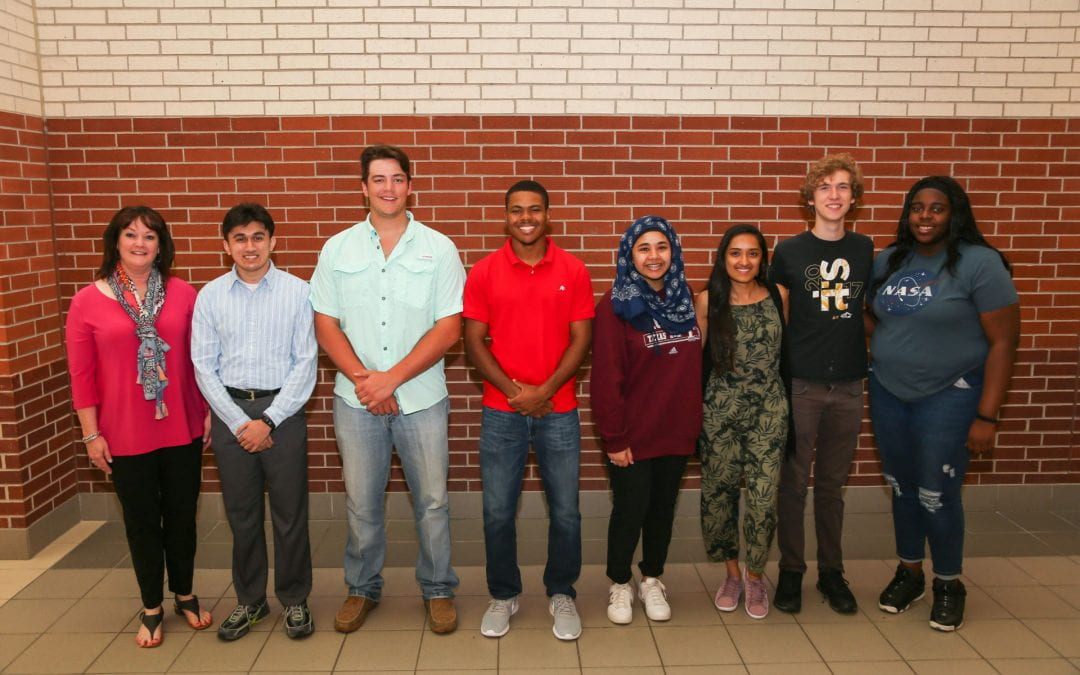 Congratulations to Brandon Scholarship Winners