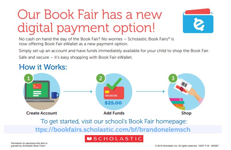 New at the Book Fair!