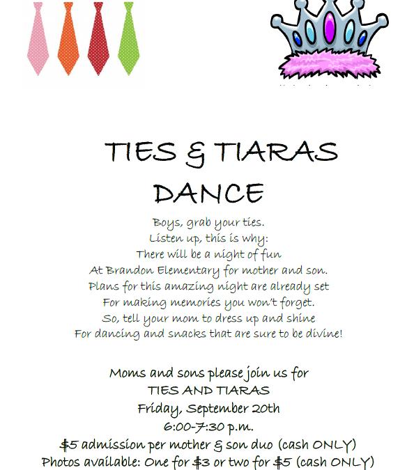 Ties and Tiaras 2019