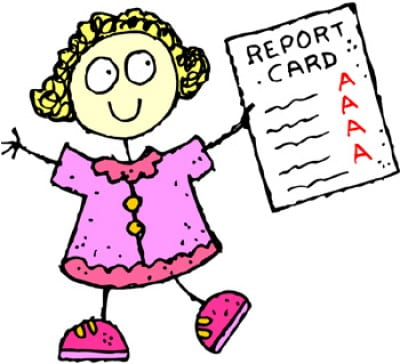 Report Cards Go Home January 21st!
