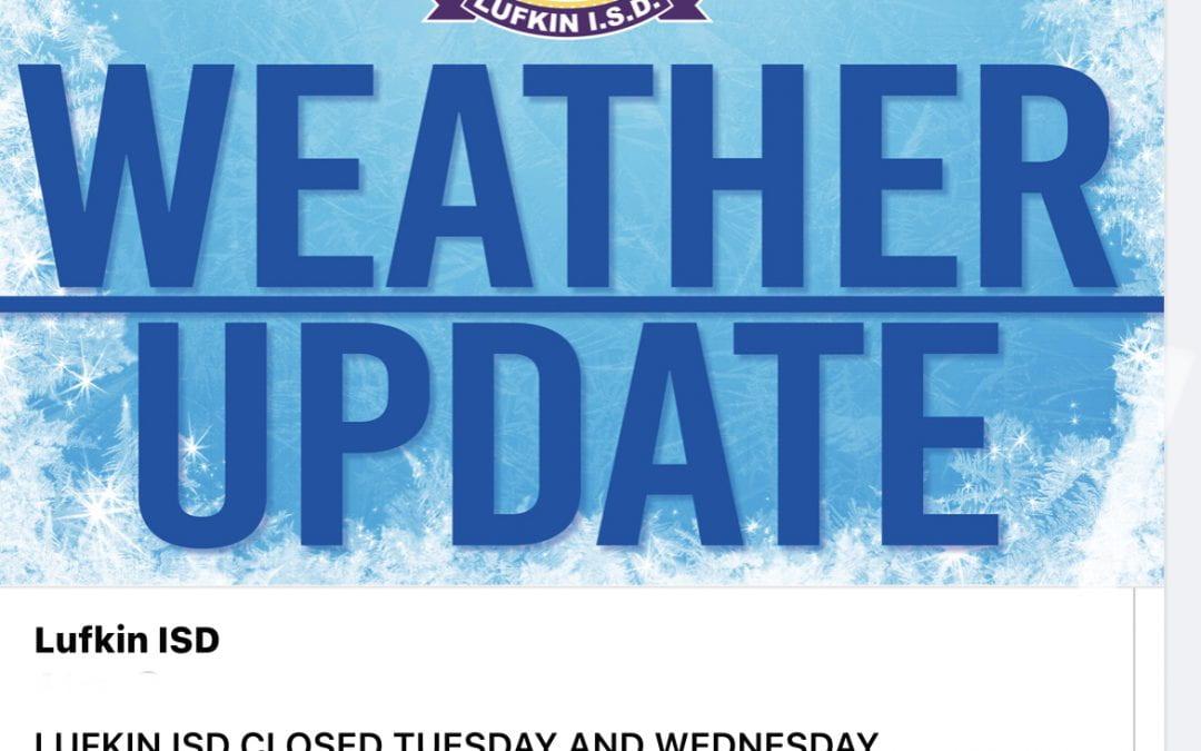 School Closing Update