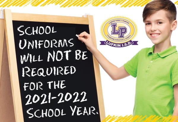 2021-2022 Dress Code