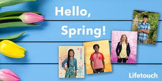 Spring Picture Day March 30th