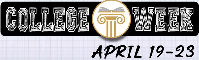 College Week April 19-23