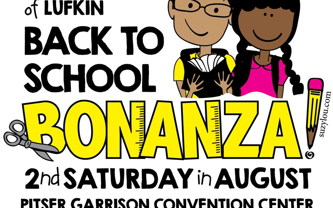 It's time to pre-register for Back to School BONANZA!
