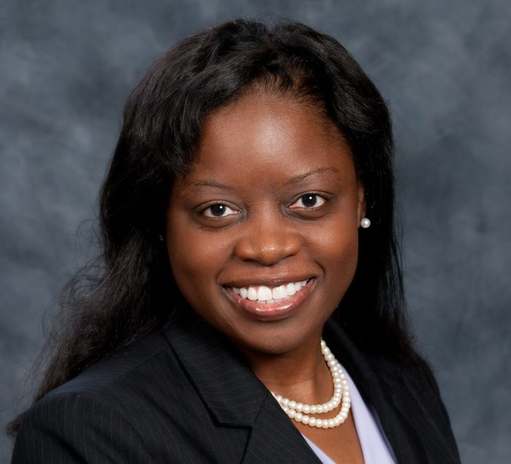Dr. LaTonyaGoffney named lone finalist at Aldine ISD