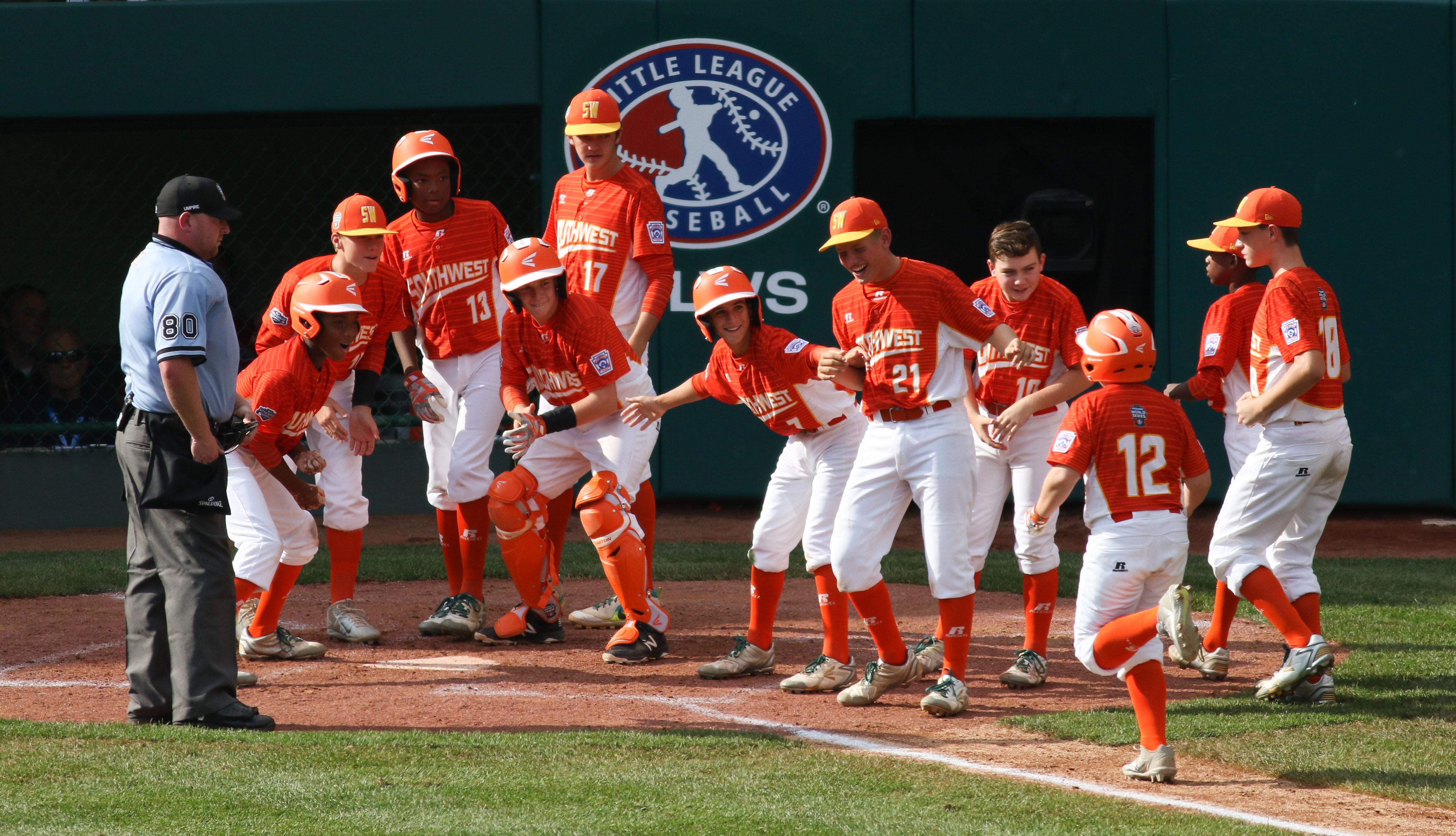 Lufkin, Texas — your 2017 Little League World Series U.S ...