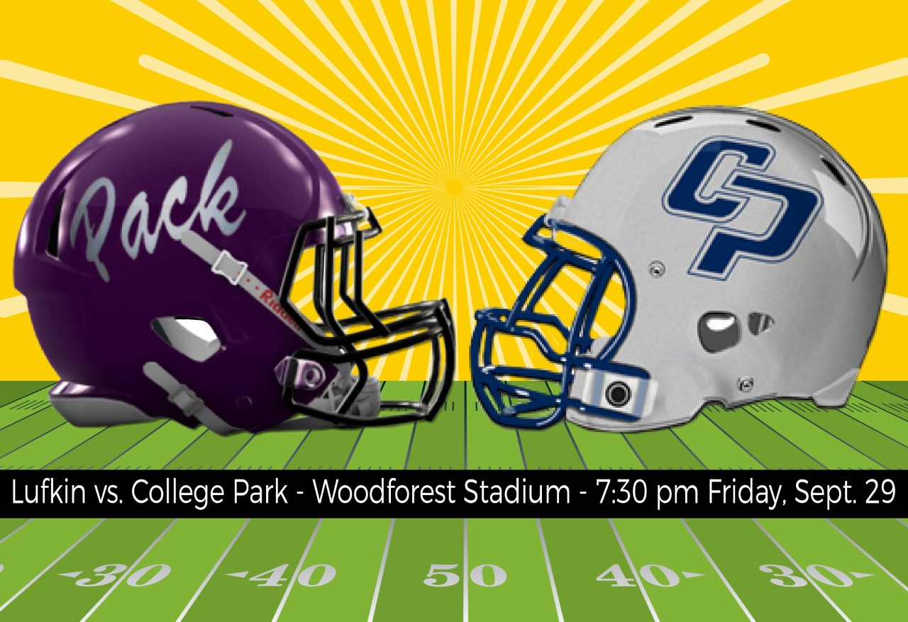 Lufkin Panthers Will Play College Park On Friday Night Lufkin Isd