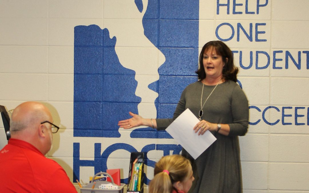 Make a difference in a child's life: Become a HOSTS mentor