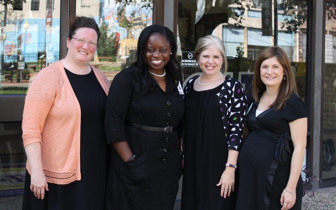 LISD Admin Supports Little Black Dress Initiative