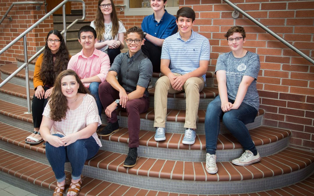 LHS students recognized for national academic honors