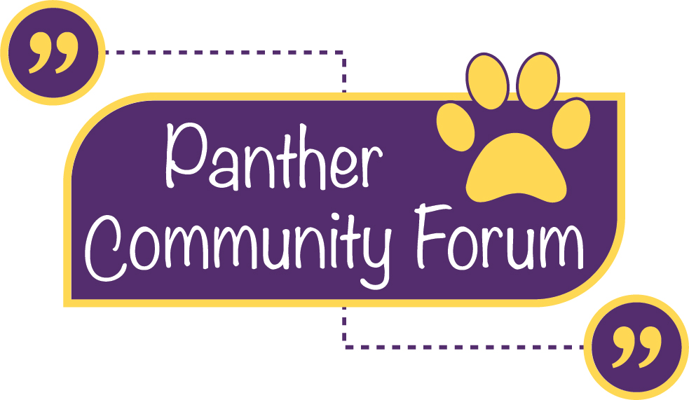 Questions — and answers! — from Tuesday night's Panther Community Forum