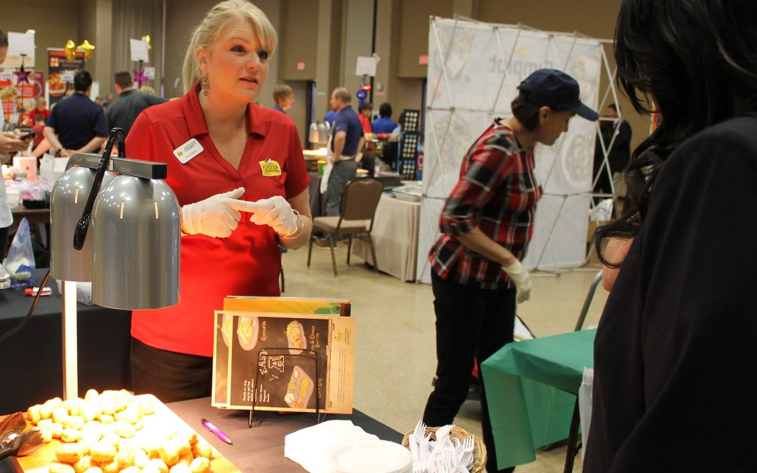 Weigh in on school nutrition at the East Texas Food Show & Tasting
