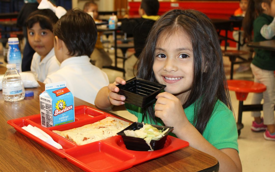 National School Lunch Week is Delicious!