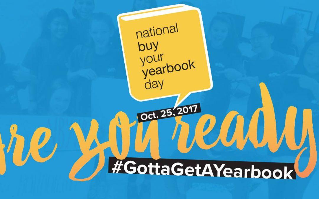 Preserve your child's school memories: National Buy Your Yearbook Day