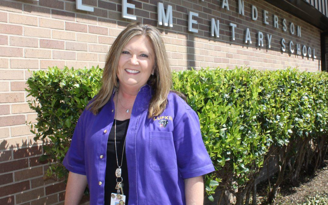 Anderson Elementary Principal elected TEPSA Secretary
