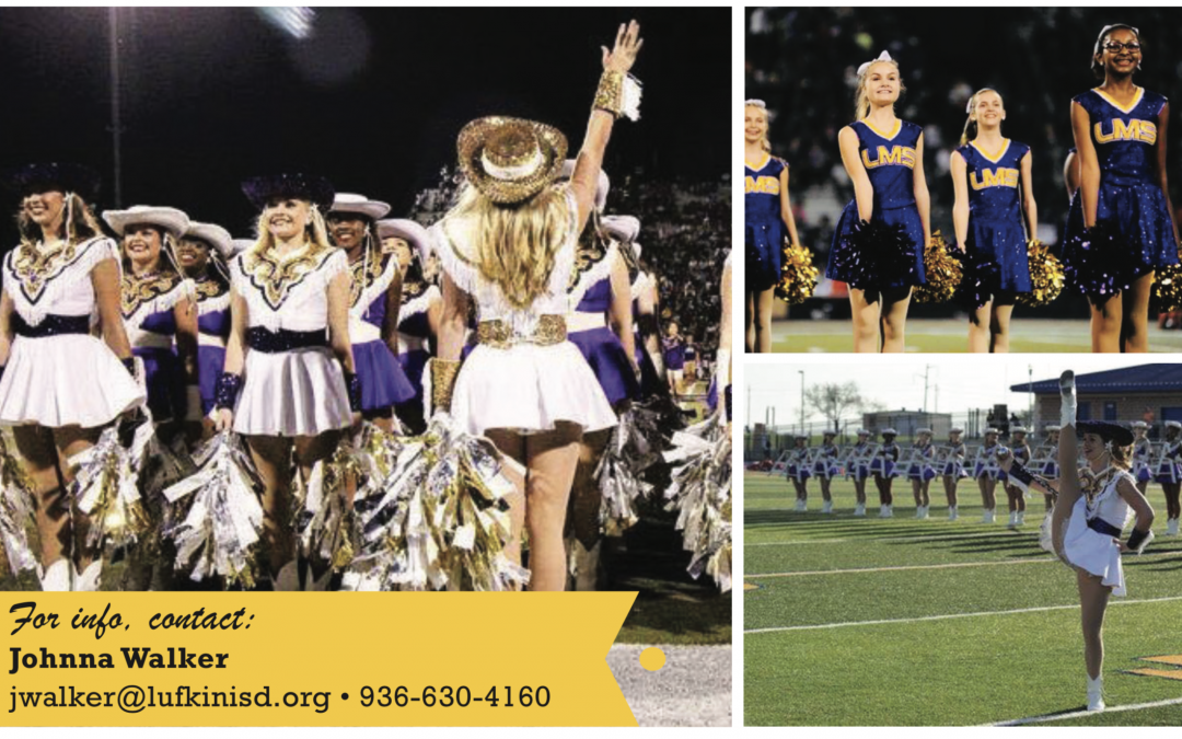 Drill team hopefuls: Informational meeting scheduled for Tuesday, March 20
