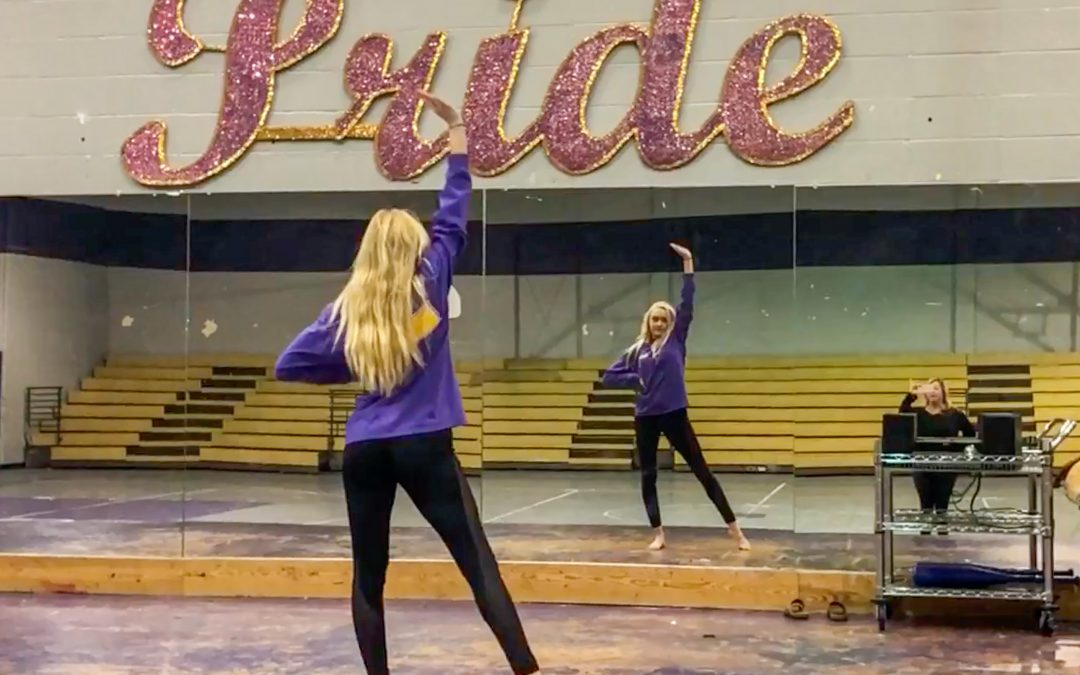Tryout videos for 2018-19 Lufkin ISD drill team hopefuls