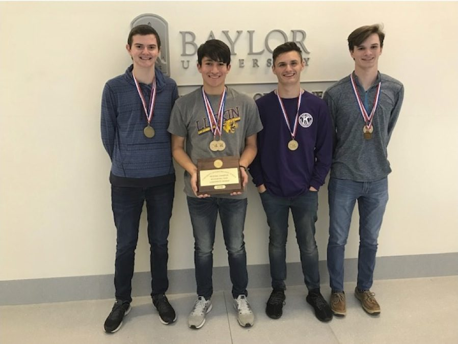 LHS Accounting team advancing to state