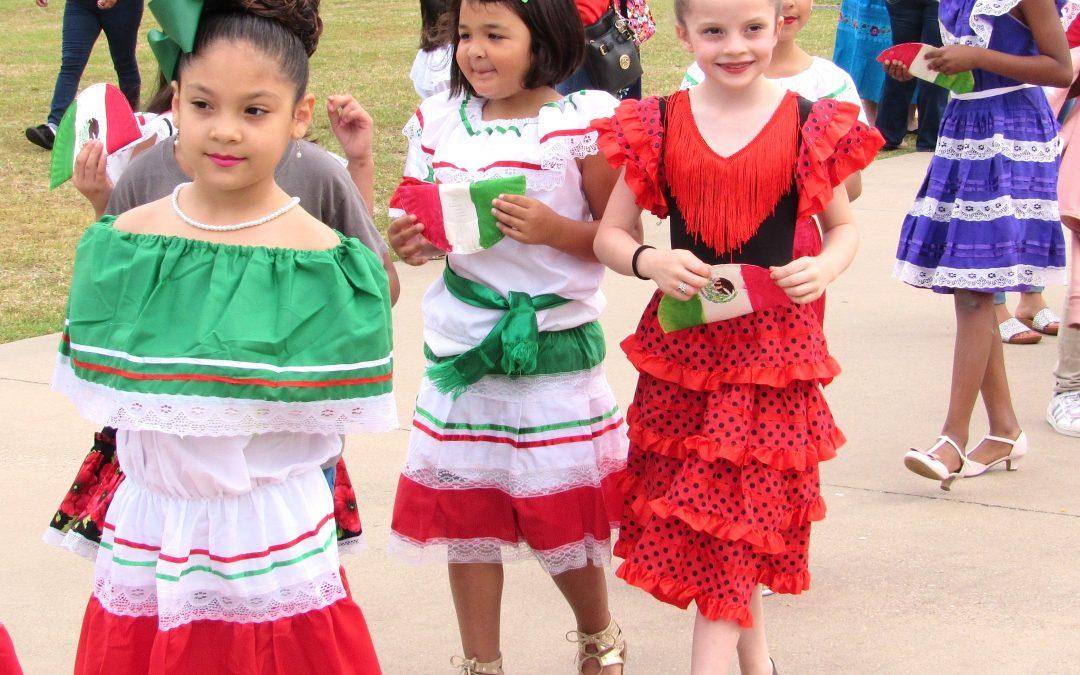 Burley Primary Celebrates Cinco de Mayo! (photos)