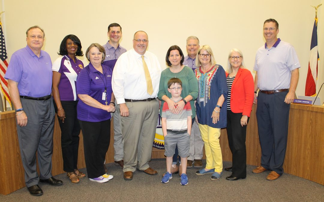 Lufkin ISD Board announces ACE Principal and district safety & security measures