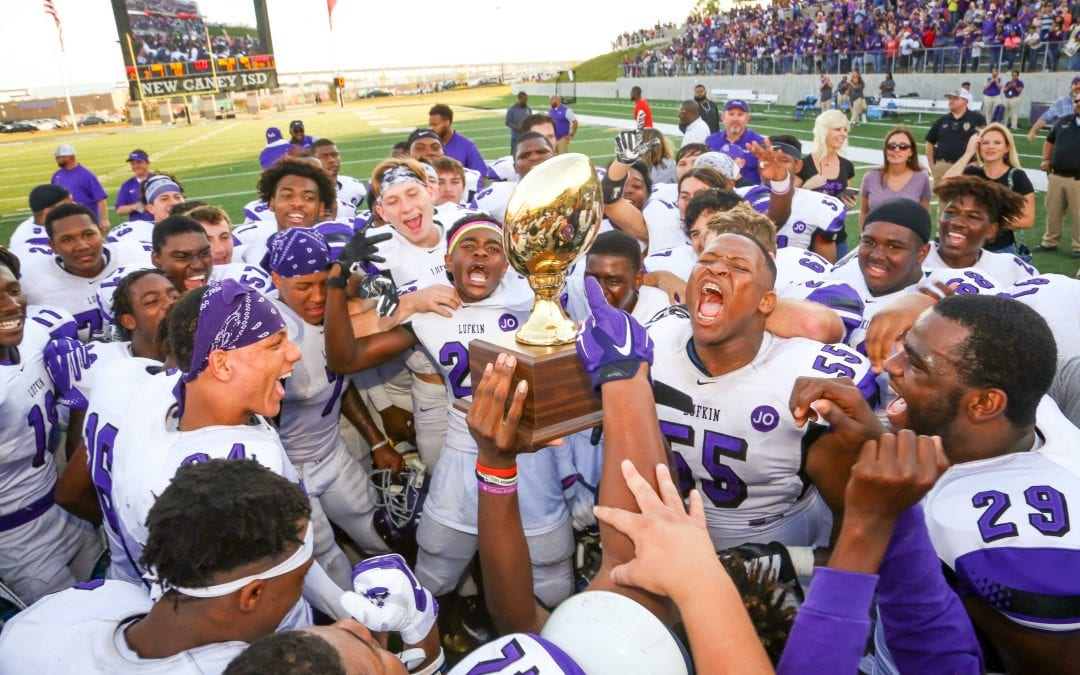 Don't miss the excitement: Lufkin Panthers 2018 football season ticket information