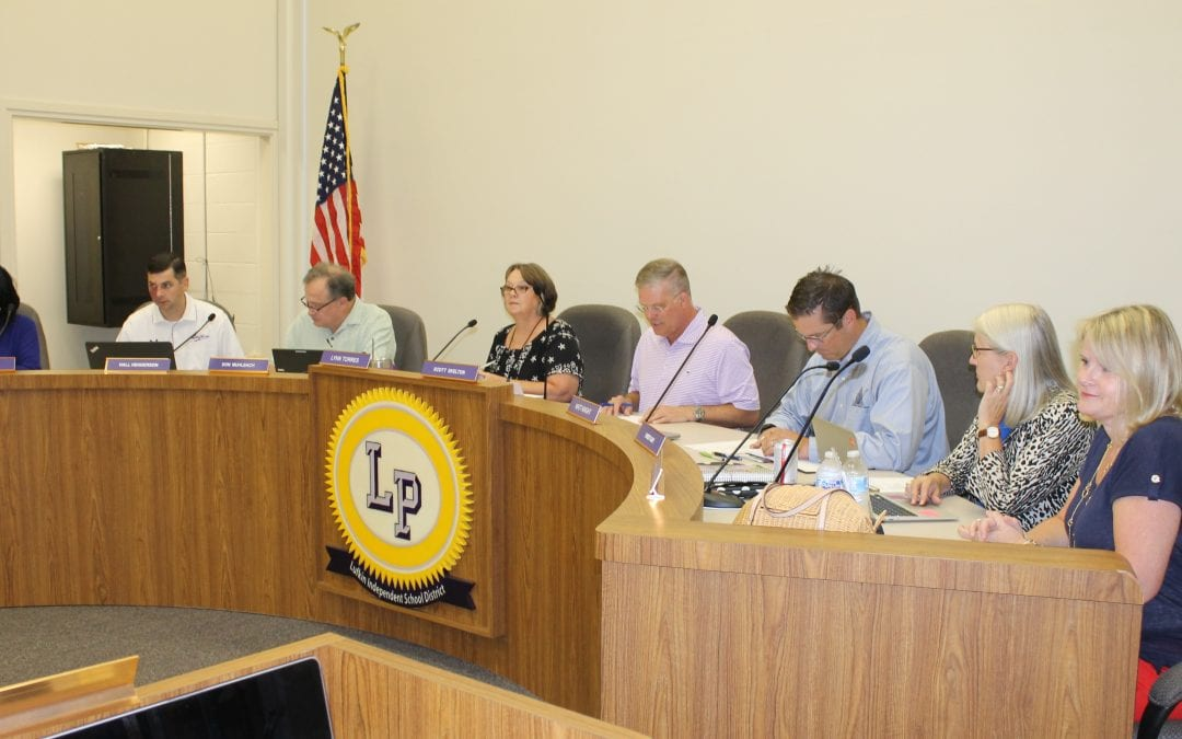 Board unanimously passes a 3% salary increase for all employees
