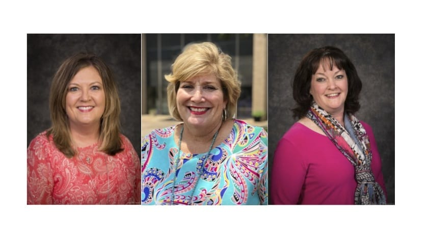 Tierney, Fain, Skelton named to new positions at Lufkin ISD