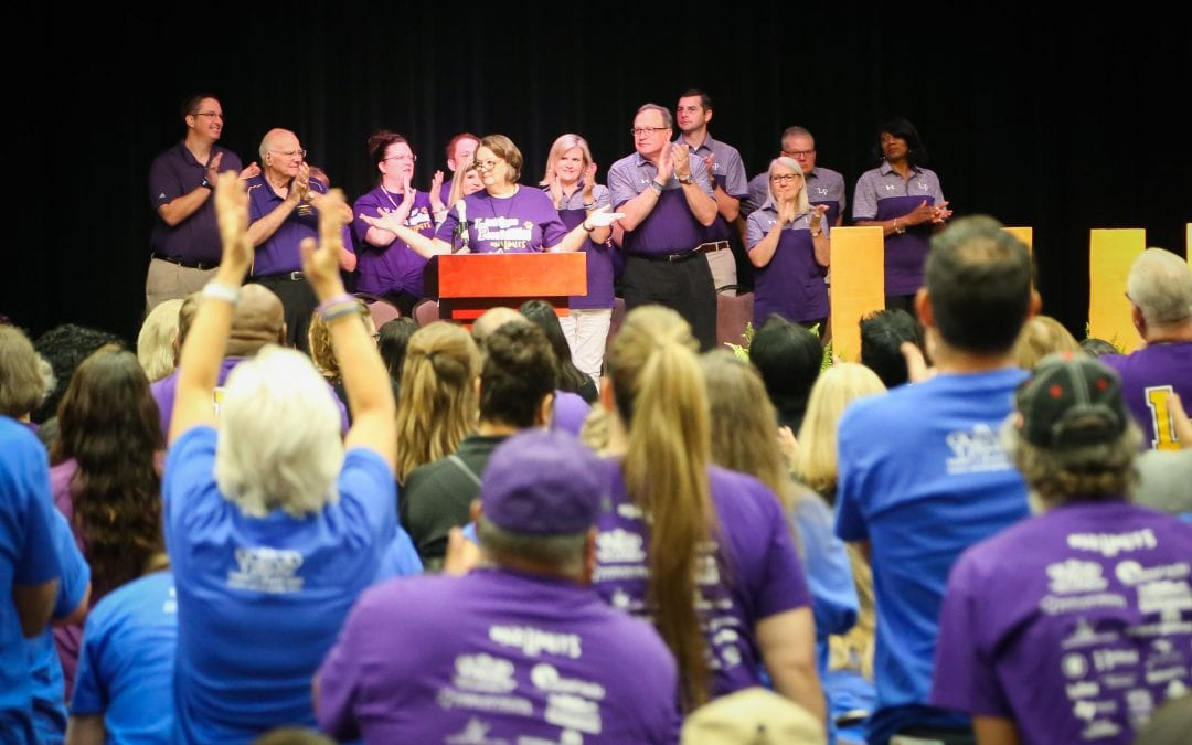 Lynn Torres: Lufkin ISD offers 'Limitless Possibilities'