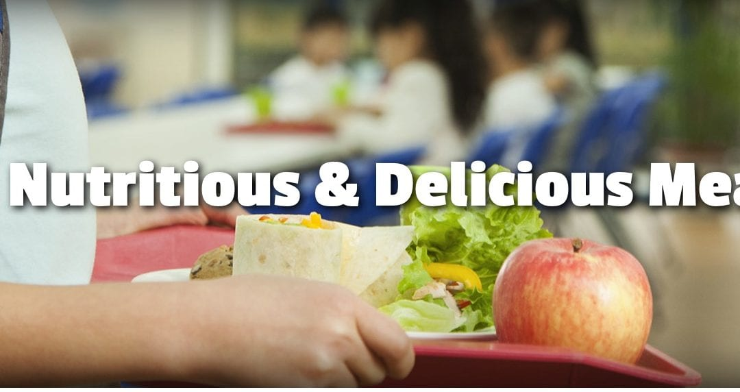 Now accepting online payments for school lunch