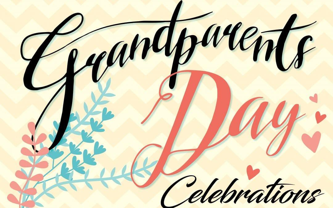 Grandparents Day Celebrations