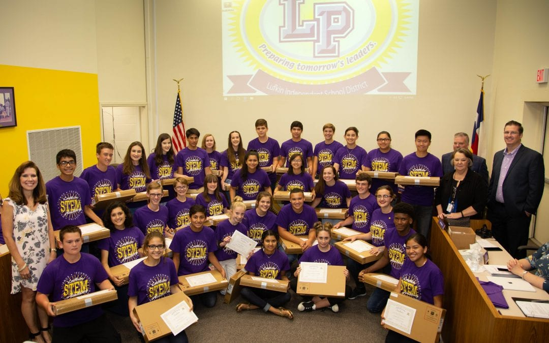 September Board Meeting filled with celebrations