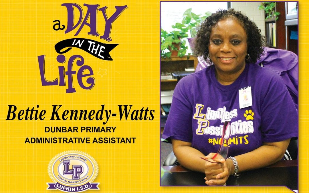 A Day in the Life of Mrs. Bettie Kennedy-Watts